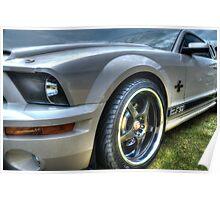 Shelby GT500 Super Snake Poster
