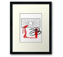 Life Force Framed Print