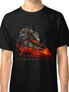 Guild Wars 2 - Born of Dragon Fire Classic T-Shirt
