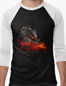 Guild Wars 2 - Born of Dragon Fire Men's Baseball ¾ T-Shirt