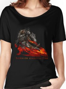 Guild Wars 2 - Born of Dragon Fire Women's Relaxed Fit T-Shirt
