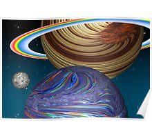 The Saturn Phenomenon Poster