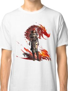 Guild Wars 2 - Nord Woman Classic T-Shirt