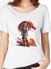 Guild Wars 2 - Nord Woman Women's Relaxed Fit T-Shirt