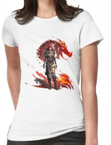 Guild Wars 2 - Nord Woman Womens Fitted T-Shirt