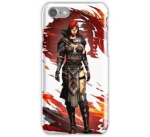 Guild Wars 2 - Nord Woman iPhone Case/Skin