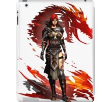 Guild Wars 2 - Nord Woman iPad Case/Skin