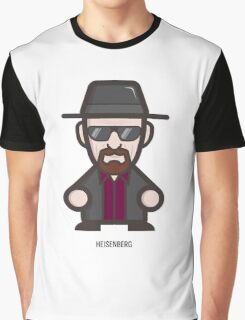 Breaking Bad Icon Set - HEISENBERG Graphic T-Shirt