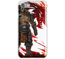 Guild Wars 2 - Nord Man iPhone Case/Skin