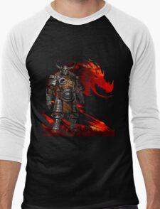 Guild Wars 2 - Nord Man Men's Baseball ¾ T-Shirt