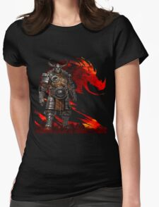 Guild Wars 2 - Nord Man Womens Fitted T-Shirt