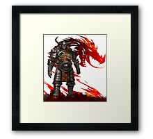 Guild Wars 2 - Nord Man Framed Print
