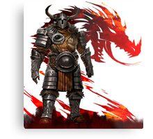 Guild Wars 2 - Nord Man Metal Print