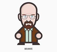Breaking Bad Icon Set - MR. WHITE Unisex T-Shirt