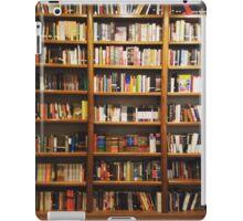 Classic Bookshelf iPad Case/Skin