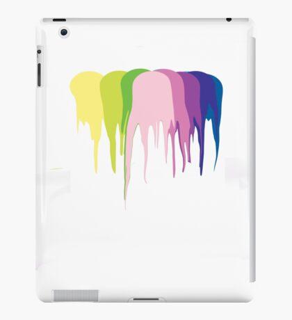 Paint drips iPad Case/Skin