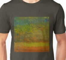 Abstract Landscape Series - Golden Dawn Unisex T-Shirt