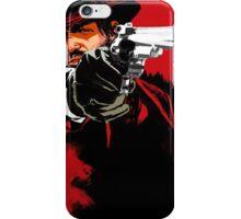 Red Dead Redemption #1 iPhone Case/Skin