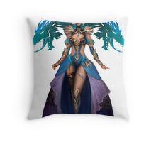 Guild Wars 2 - Human Elementalist Throw Pillow