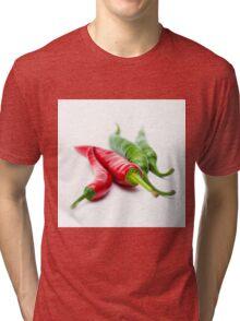 Mixed Peppers 3 Tri-blend T-Shirt