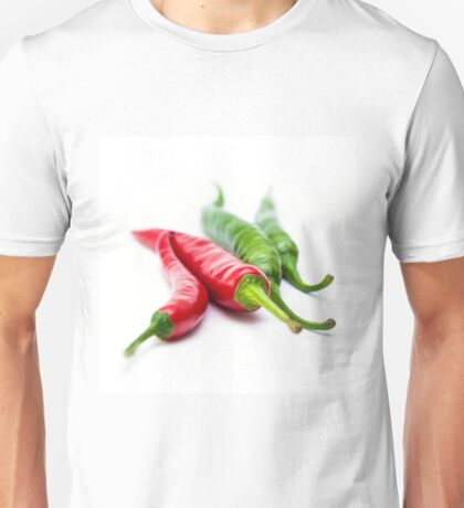 Mixed Peppers 3 Unisex T-Shirt