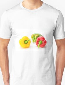 Mixed Peppers 1 Unisex T-Shirt
