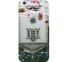 Reflected Pin Mill iPhone Case/Skin