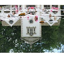 Reflected Pin Mill Photographic Print