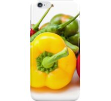 Mixed Peppers 2 iPhone Case/Skin