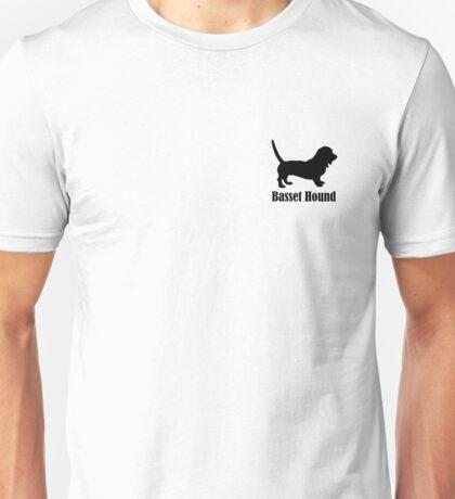 Basset Hound Unisex T-Shirt