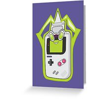 Retro Fusion Greeting Card