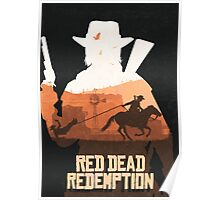 Red Dead Redemption #7 Poster