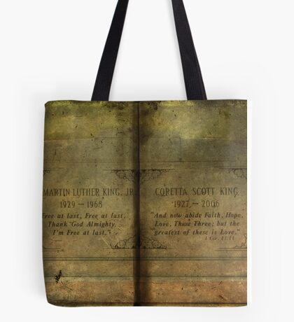 I have a dream... Tote Bag