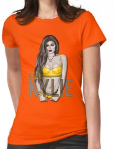 KING KYLIE Jenner Womens Fitted T-Shirt