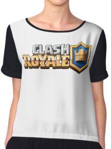 Clash Royale Chiffon Top