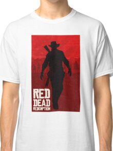 Red Dead Redemption #9 Classic T-Shirt