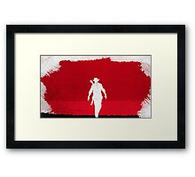 Red Dead Redemption #10 Framed Print