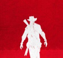 Red Dead Redemption #10 Sticker
