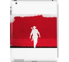 Red Dead Redemption #10 iPad Case/Skin