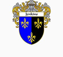 Jenkins Coat of Arms/Family Crest Unisex T-Shirt