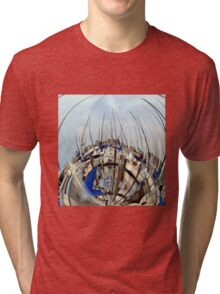 rounded sails Tri-blend T-Shirt