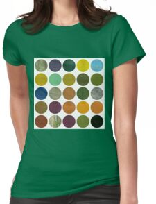 Rustic Rounds 6.0 Womens Fitted T-Shirt