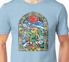 Zelda Stained Glass Unisex T-Shirt