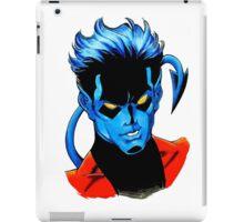 diablo nigthcrawler iPad Case/Skin