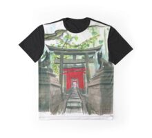 Japanese shrine Graphic T-Shirt