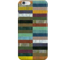 Wooden Abstract lX iPhone Case/Skin