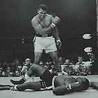 Muhammed Ali by dannnh