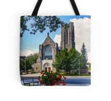 Church of St. Mary & St. Paul in Summer Tote Bag