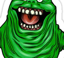 Green Slimer!  Sticker