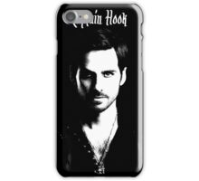 Captain Hook - Killian Jones iPhone Case/Skin